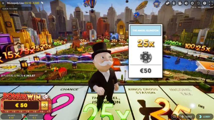 Monopoly Live Online for real money