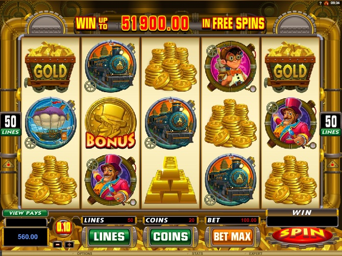 The 10 Best Pokies that You Can Play from $ 0.01 at CasinoFisher