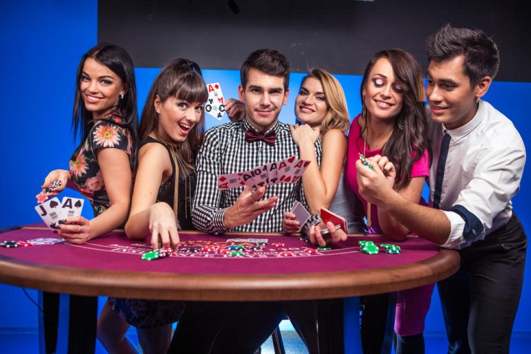 Evolution Gaming live casinos