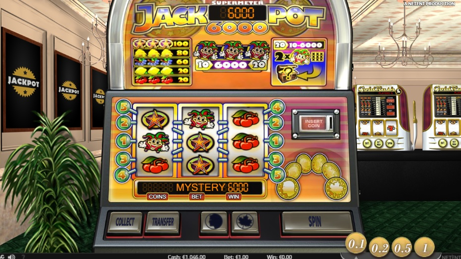 What are the 10 Best Paying Pokies? at CasinoFisher