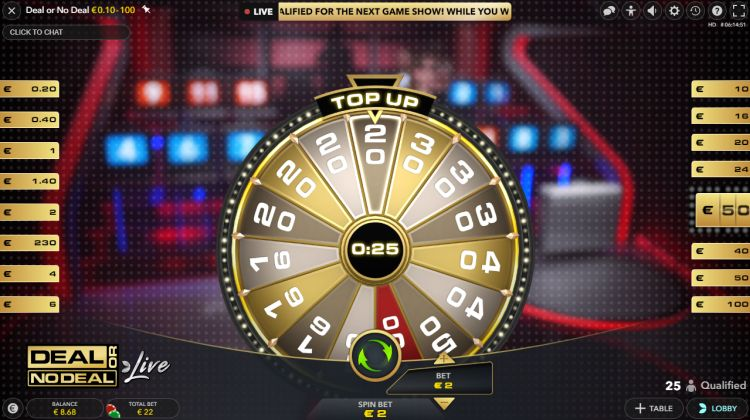 deal or no deal online